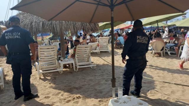 Operativo Semana Santa en Puerto Vallarta