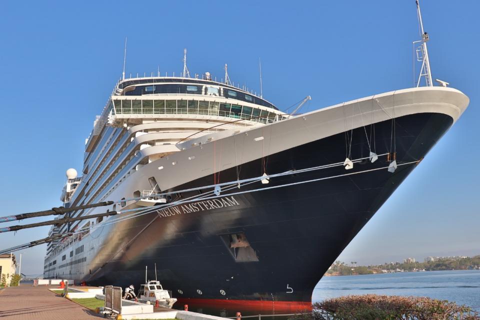 Crucero Nieuw Amsterdam