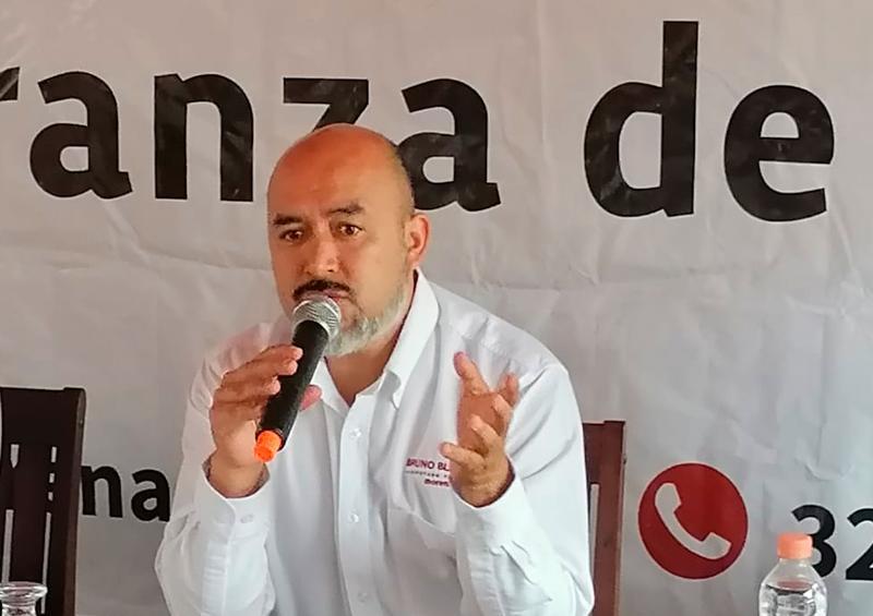 Bruno Blancas gestionará el Hospital en Talpa
