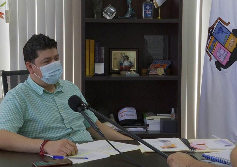 Alcalde pide a su gabinete respetar proceso electoral