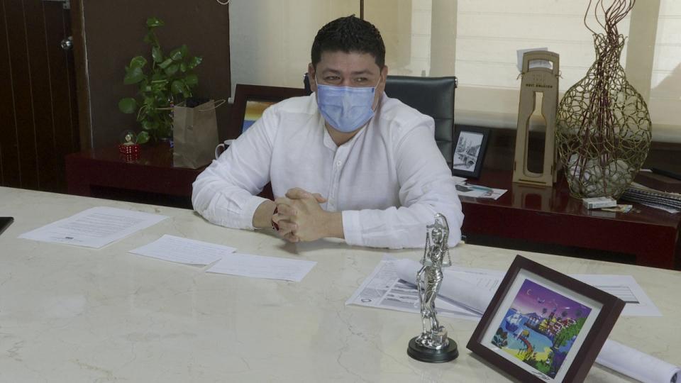 Alcalde de Puerto Vallarta