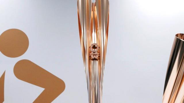 Mexicano declina ser relevo de la antorcha olímpica