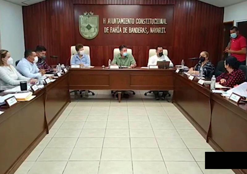 Se entregó lista de funcionarios con licencia de Bahía de Banderas