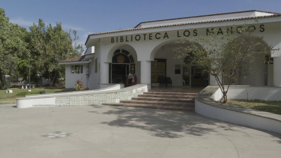Biblioteca Los Mangos