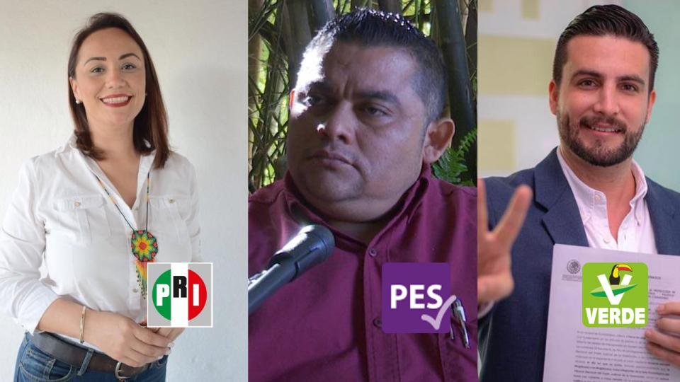 Topete, Santana y Munguía juntos pero no revueltos en Voto y Veto