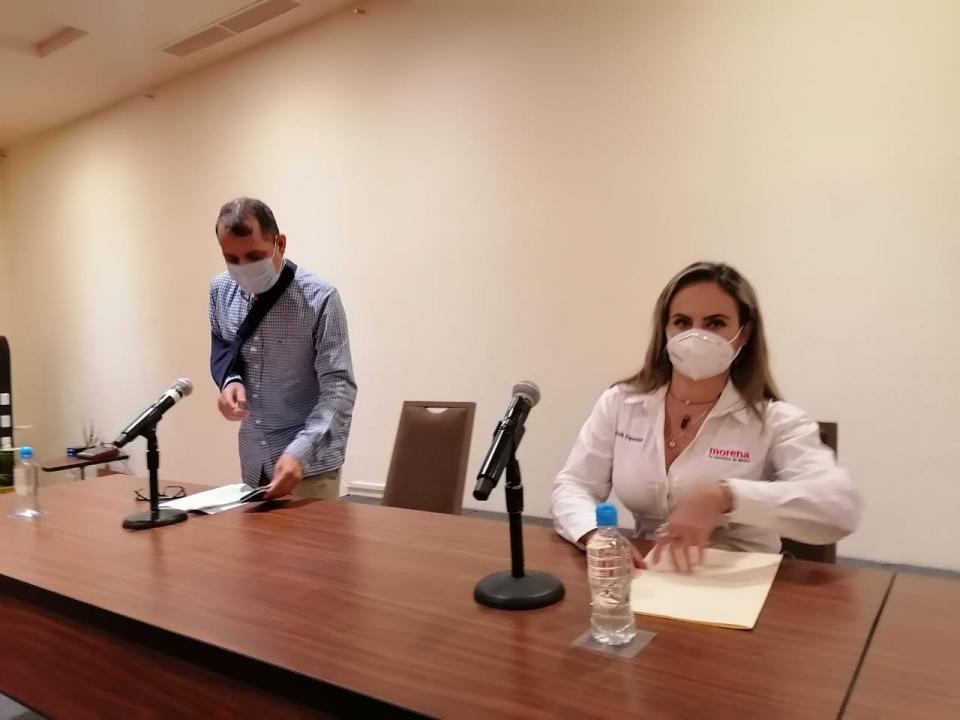 Carla Esparza impugna e insiste en ser alcaldesa