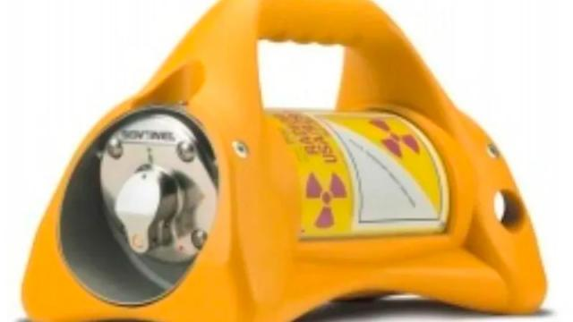 Emiten alerta en 9 estados por robo de fuente radioactiva en Edomex