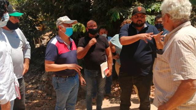 Para prevenir inundaciones rectificarán cauce del Arroyo del tigre