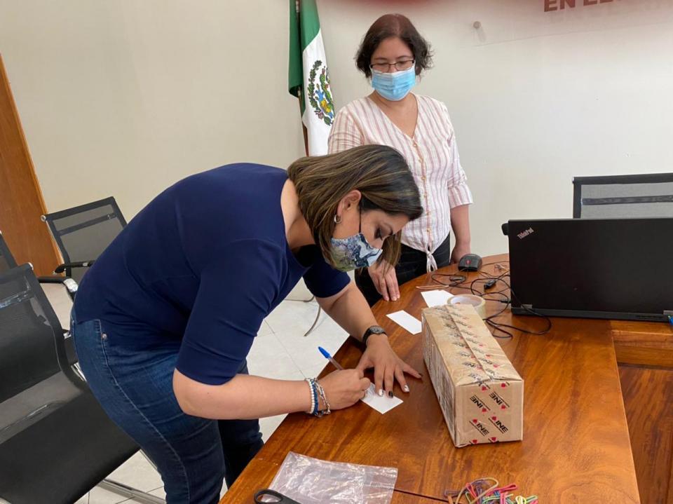 Registro Federal de Electores de la Junta Distrital Ejecutiva en Puerto Vallarta