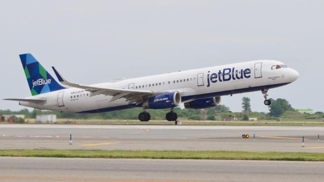 Vuelos de JetBlue a Nueva York