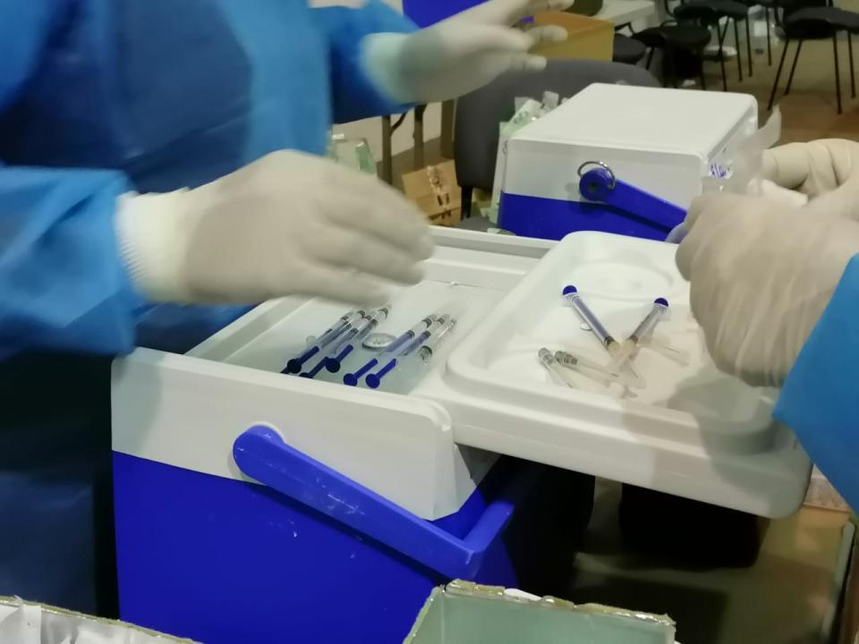 Vacunas contra coronavirus en Puerto Vallarta