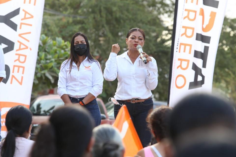 Clínica de Rehabilitación a Las Juntas: Lupita Guerrero