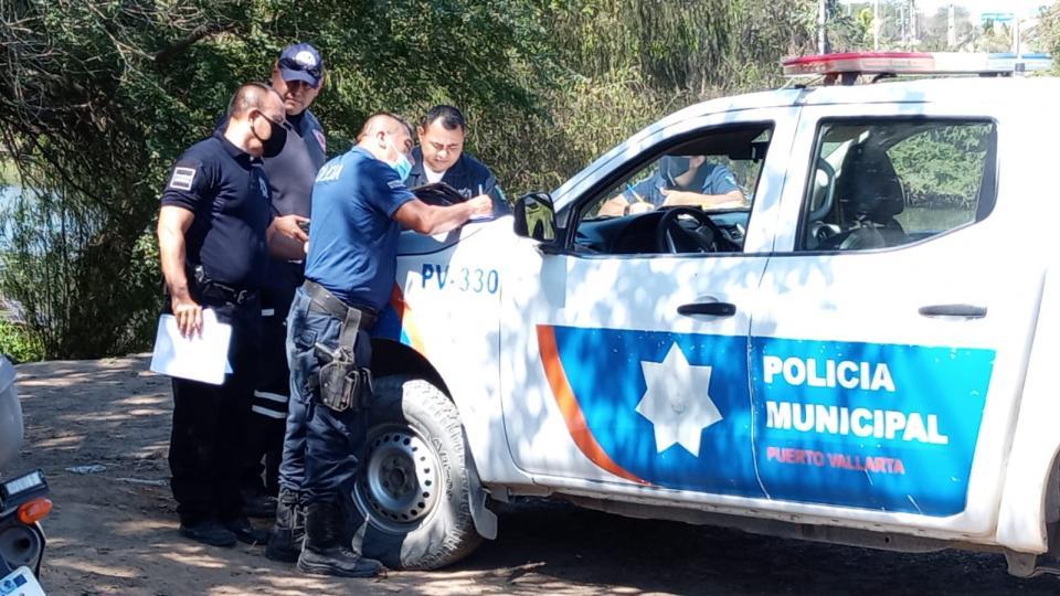 Patrulla de la policía municipal