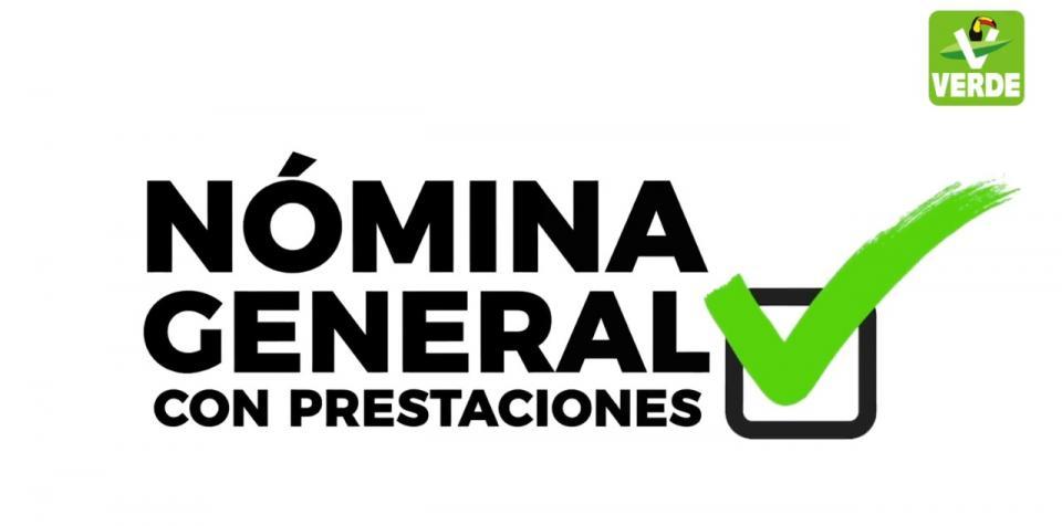 Partido Verde Ecologista propone aumento salarial a empleados del Ayto.