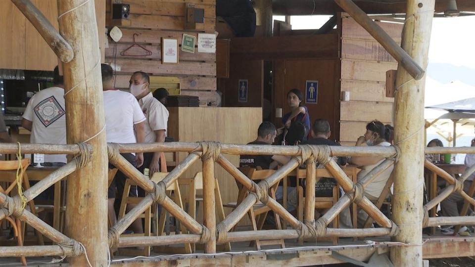 Sector restauranteros en Puerto Vallarta