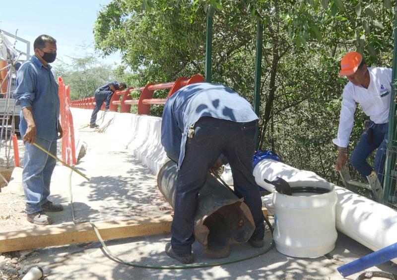 Seapal invade Área Natural Protegida Estero El Salado