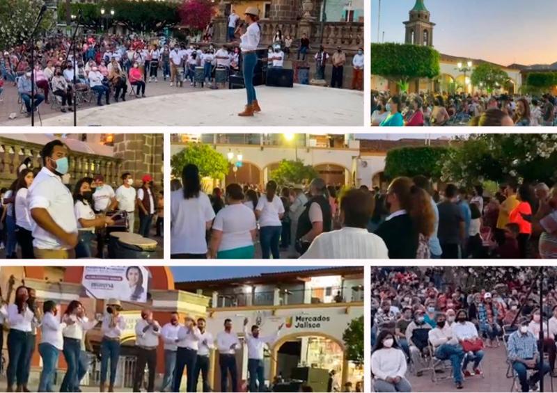 El pueblo harto de malos gobiernos en la Región Sierra Occidental de Jalisco