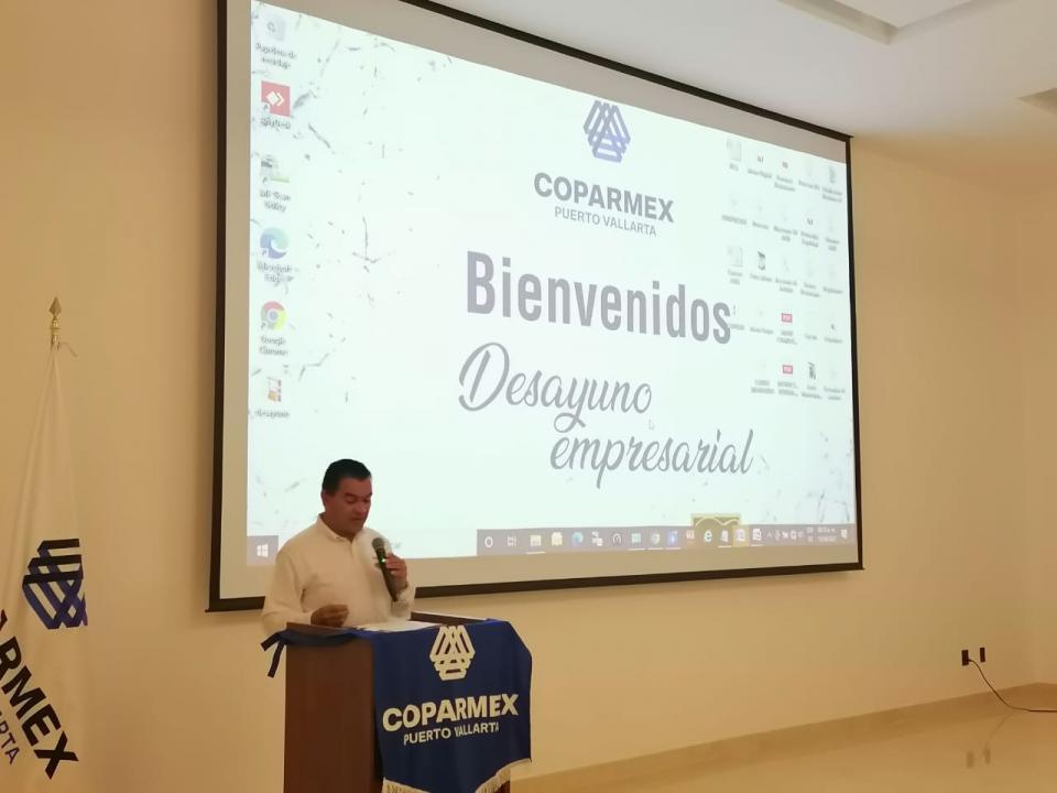 Coparmex solicitará a Alfaro explicación de la salida del capitán Viveros