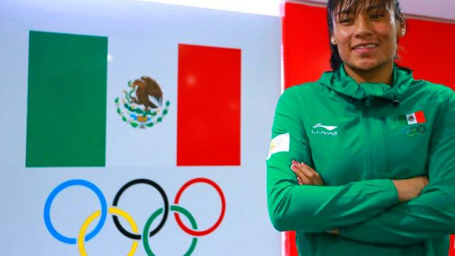 Por primera vez en la historia, boxeadora mexicana irá a JO