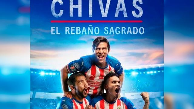 Chivas estrena serie documental en Amazon Prime