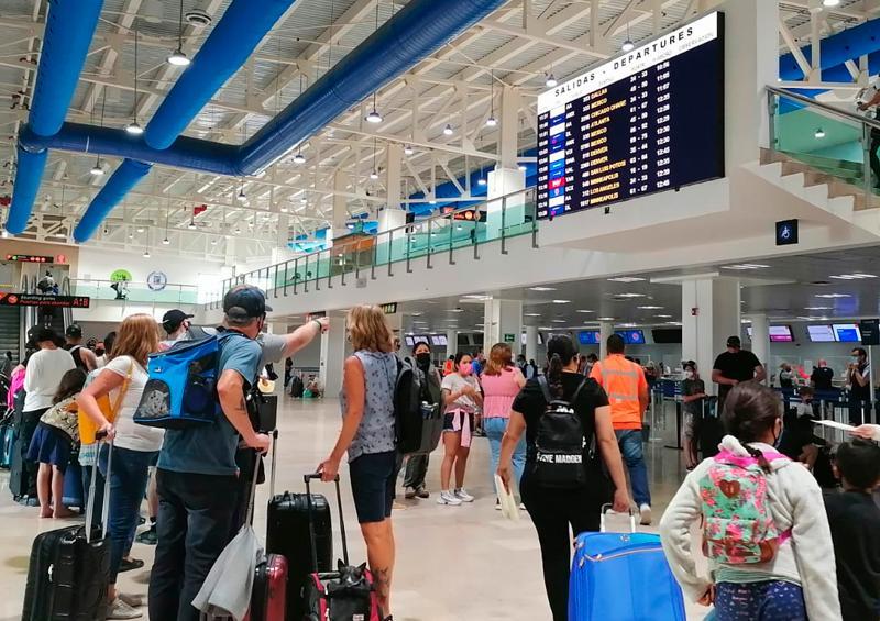 Aeropuerto de Vallarta registró más de 309 mil pasajeros