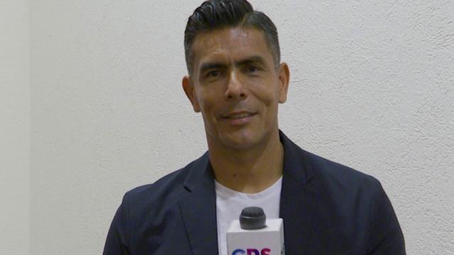 Osvaldo Sánchez creará su Escuela de Futbol en Vallarta