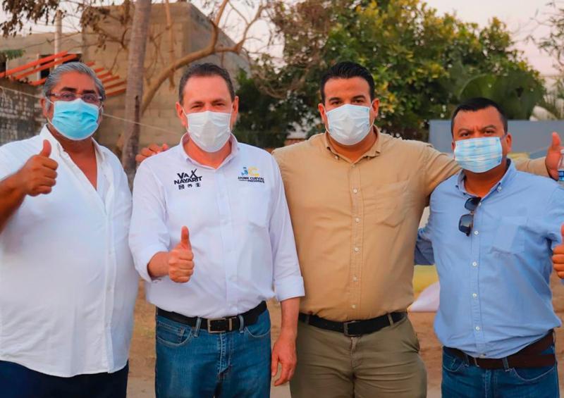 Líderes Morenistas se suman al Proyecto de Jaime Cuevas