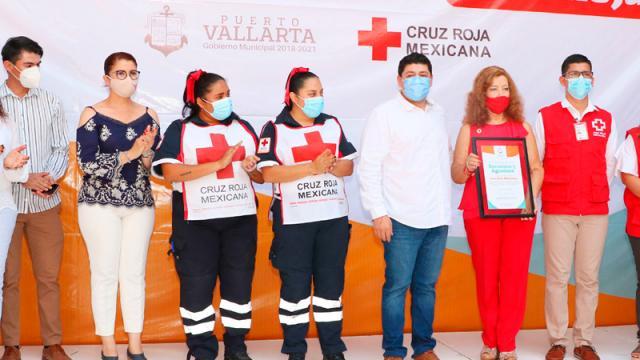 Llaman a ser solidarios con la Cruz Roja