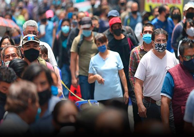 México acumula 219 mil 590 muertes por Covid-19