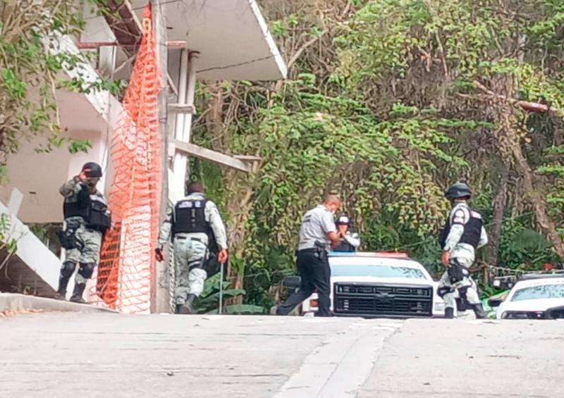 Otra vez la Guardia Nacional provoca pánico en Las Peñas
