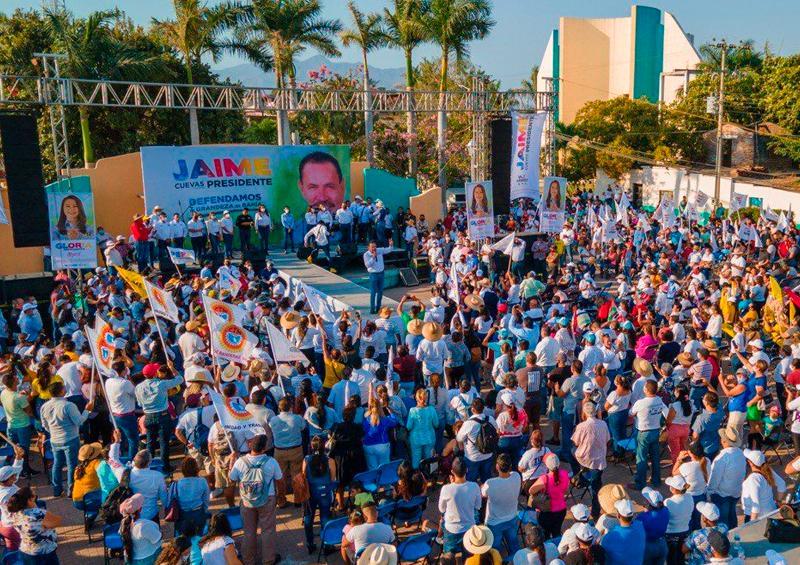 Defenderemos la grandeza de Bahía: Jaime Cuevas