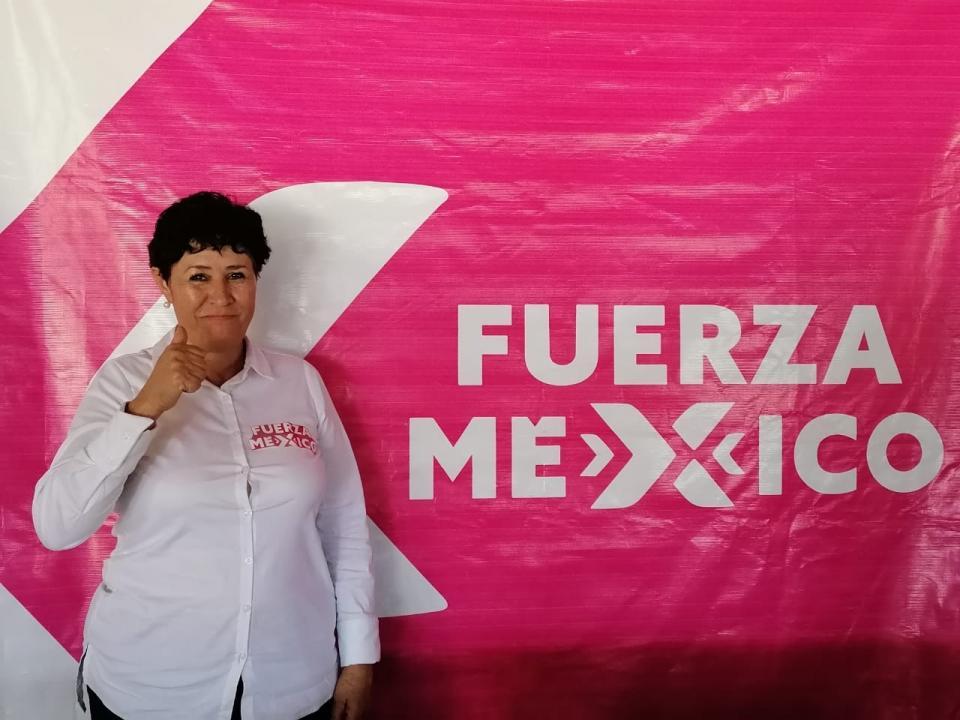 Candidata a la presidencia municipal de Puerto Vallarta