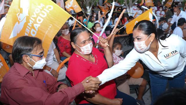 Aramara va con Lupita Guerrero al triunfo el 6 de junio