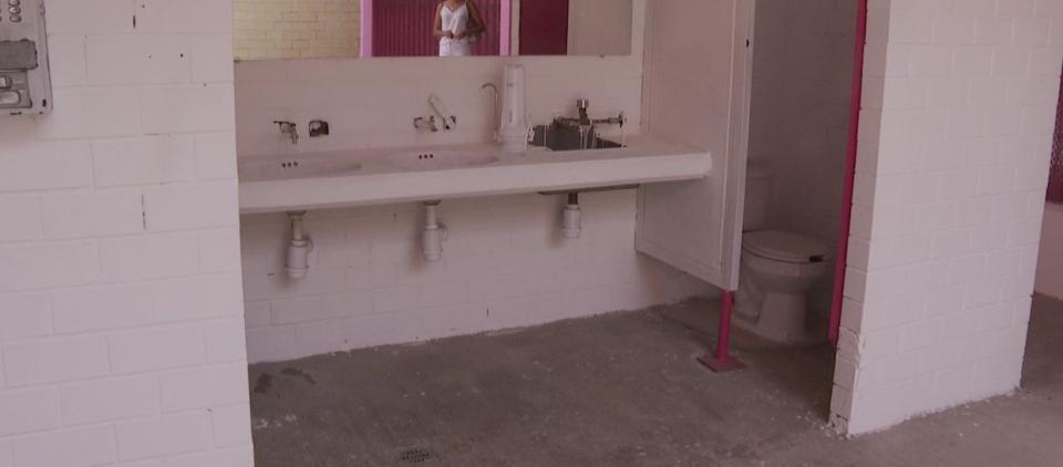 Baños reclusorio