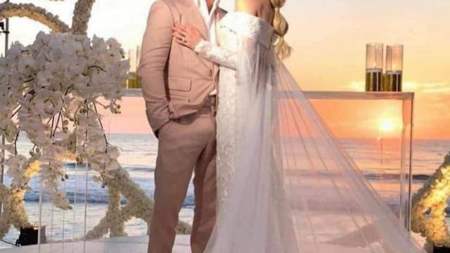 Así fue la boda de El Canelo en Punta de Mita, Nayarit