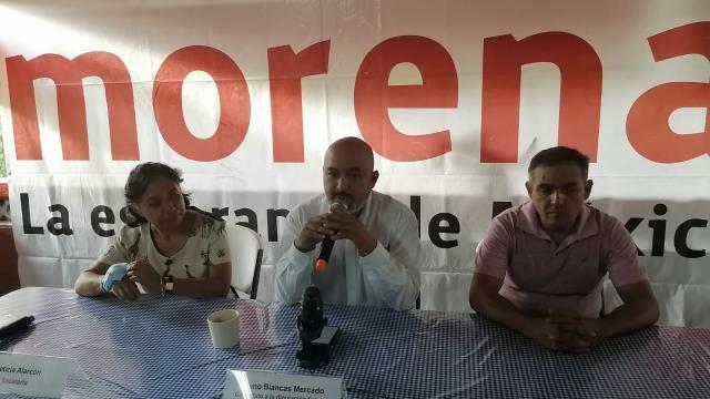 Bruno Blancas propone rescatar el mercado local de Vallarta