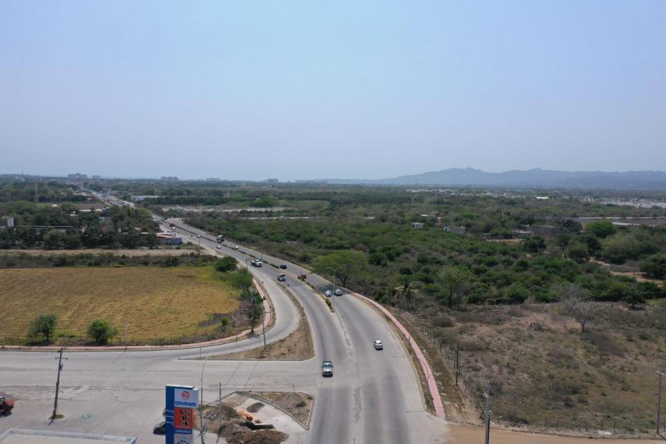 Bulevar Mezcales a San Vicente