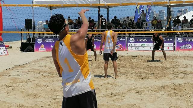 100 equipos en Campeonato Nacional Voleibol Juvenil Vallarta