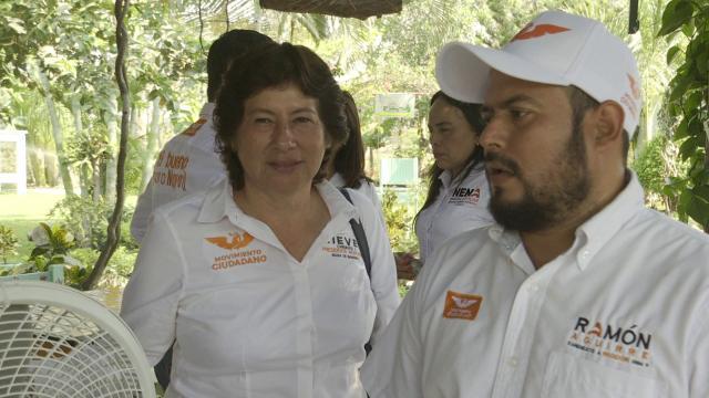 Candidatos de Bahía de Banderas