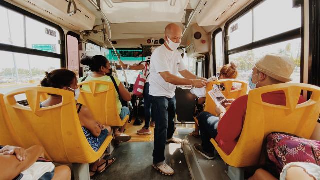Carlos Gerard hace compromisos por el turismo