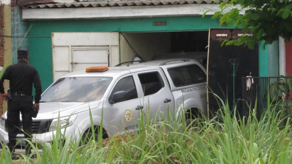 8 cadáveres más en casa del psicópata de Chalchuapa