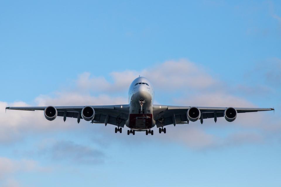 Degradan a categoría 2 la seguridad aérea en México
