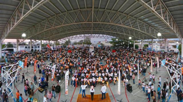 Cierre campaña Ixtapa