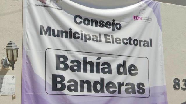 Carga de trabajo en el Consejo Municipal Electoral