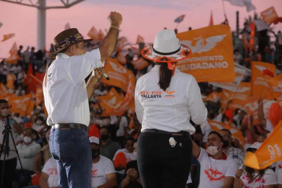 Arturo Dávalos en Ixtapa