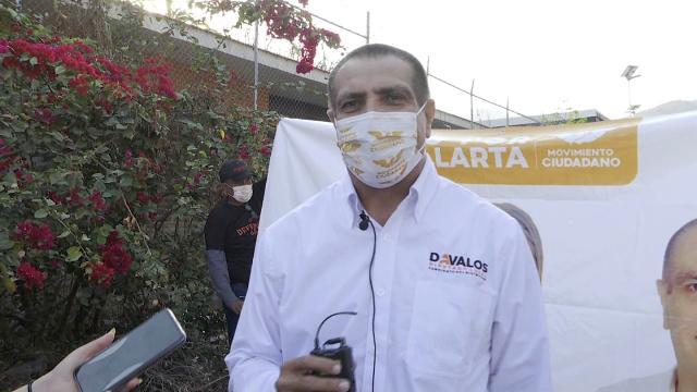 Involucran a Dávalos en supuesta transa de Diego Franco