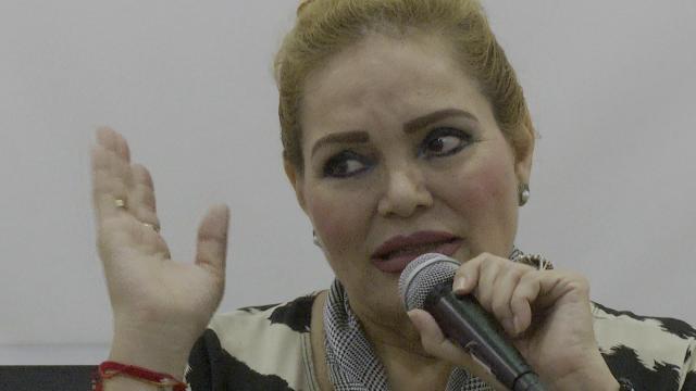Edelmira Orizaga deja candidatura
