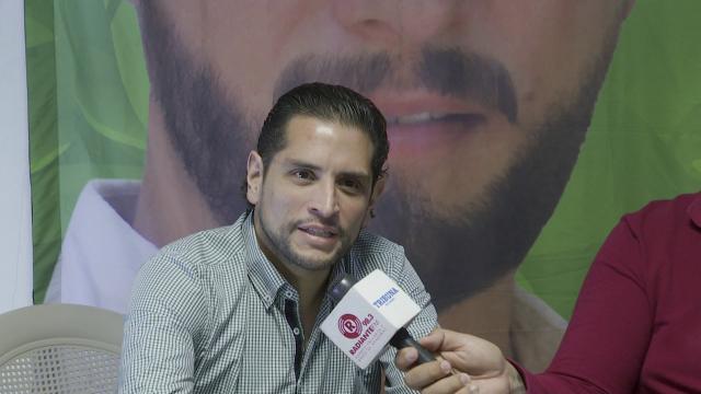 El Verde apretó el paso en Vallarta: Enrique Aubry De Castro