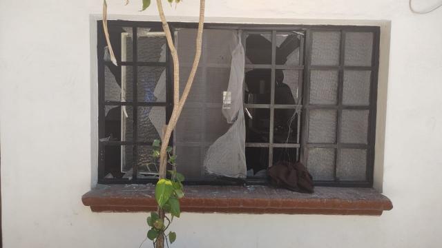 Explosión en domicilio de la colonia Emiliano Zapata