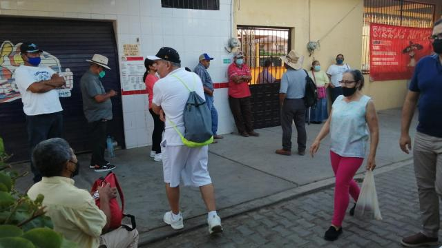 Finaliza vacunación de adultos mayores en Bahía de Banderas